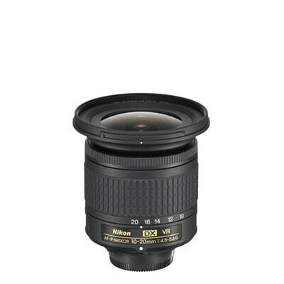 Nikon AF-P 10-20mm DX f/4.5-5.6G VR