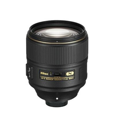 Nikon 105mm f/1.4E ED