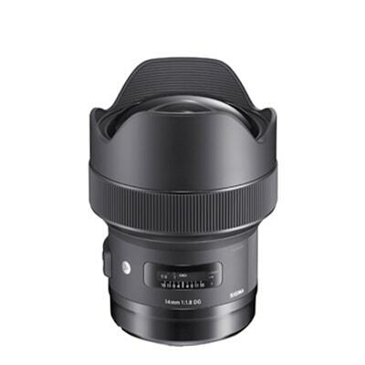 Sigma 14mm f/1.8 DG Art (EF)