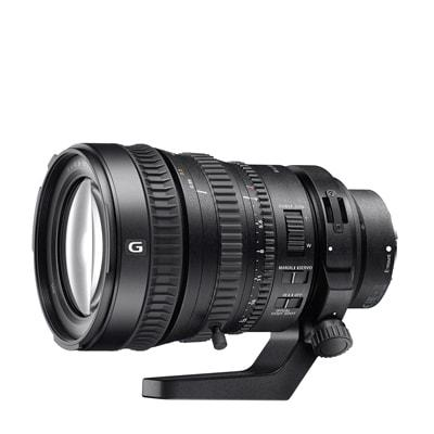 Sony FE PZ 28-135mm f/4 G OSS