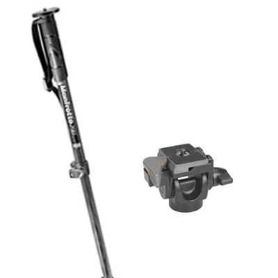 Manfrotto 290C4 + 234RC