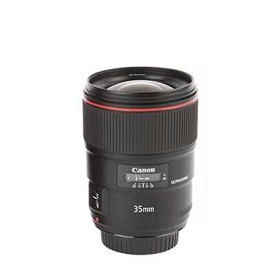 Canon 35mm f/1.4 L II