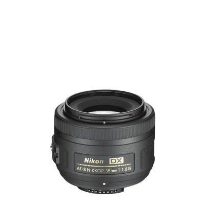 Nikon 35mm DX f/1.8G