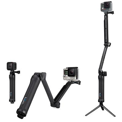 GoPro 3-way grip