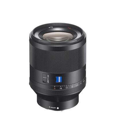 Sony FE 50mm f/1.4 Planar T*