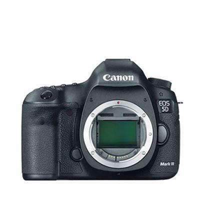 Canon EOS 5D Mk III