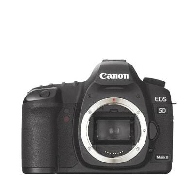 Canon EOS 5D Mk II
