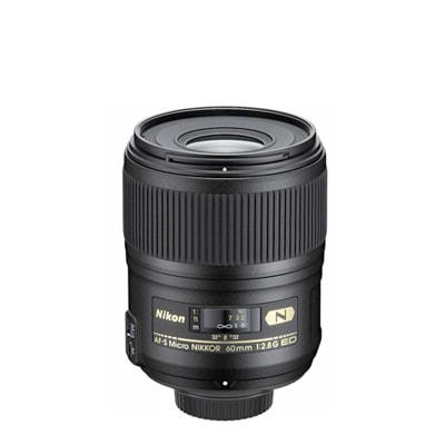 Nikon 60mm f/2.8G ED Micro