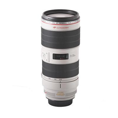 Canon 70-200mm f/2.8 L II IS