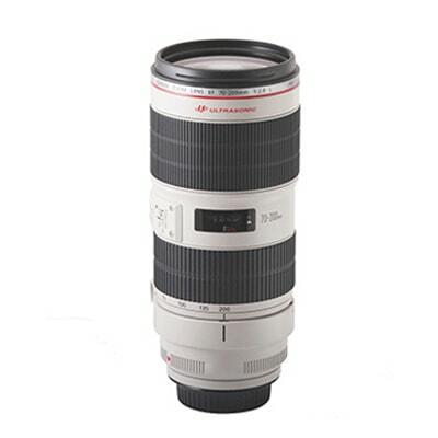 Canon 70-200mm f/2.8 L