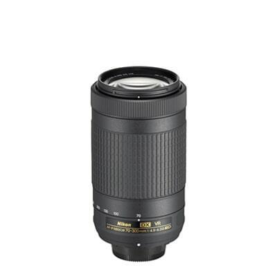 Nikon AF-P 70-300mm DX f/4.5-6.3G ED VR