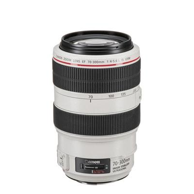 Canon 70-300mm f/4-5.6 L IS