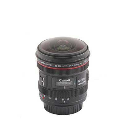 Canon 8-15mm f/4 L Fisheye