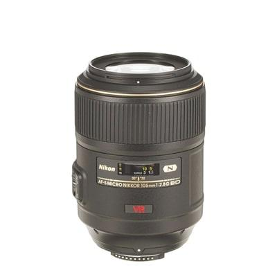 Nikon 105mm f/2.8G IF ED VR Micro