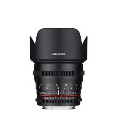 Samyang DS 50mm T1.5