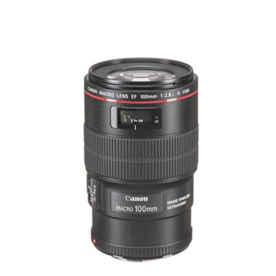 Canon 100mm f/2.8 L Macro IS