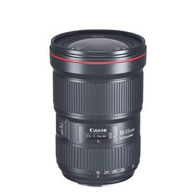 Canon 16-35mm f/2.8L III