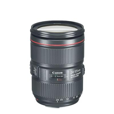 Canon 24-105mm f/4 L IS II