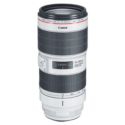 Canon 70-200mm f/2.8 L III IS