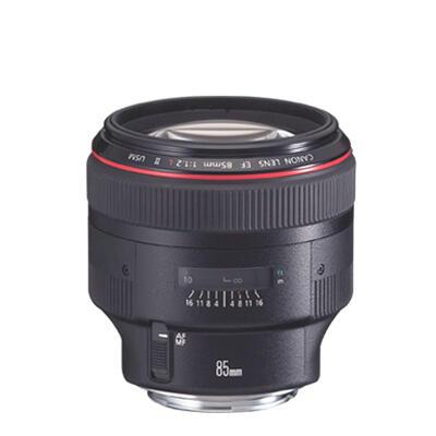 Canon 85mm f/1.2 L II