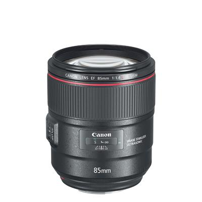 Canon 85mm f/1.4 L IS