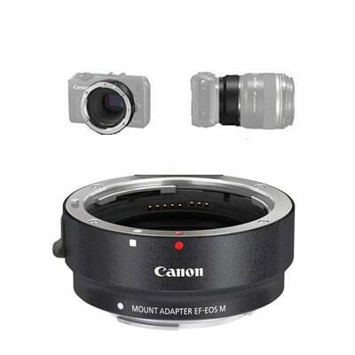 Canon EF-EOS M