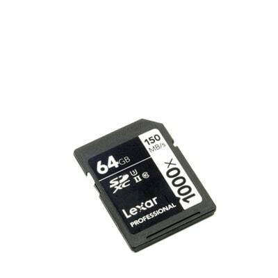 Lexar SD XC 64Gb 150Mb/s