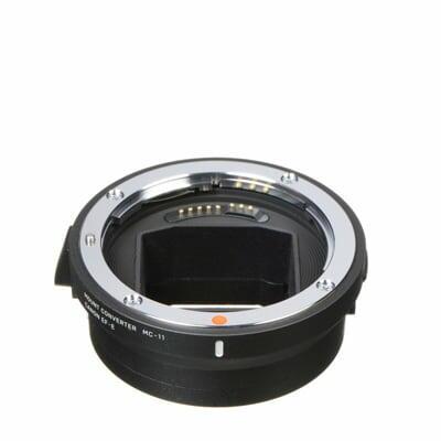 Sigma MC-11 (Sigma EF/Sony)