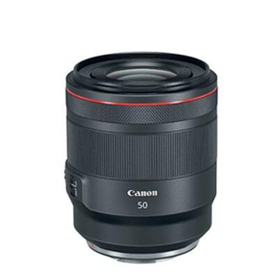 Canon RF 50mm f/1.2 L