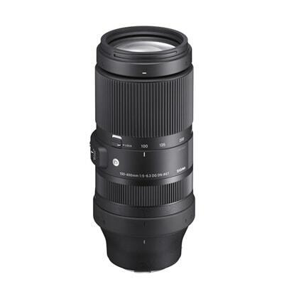 Sigma 100-400mm f/5-6.3 DG DN OS (E)