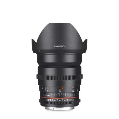 Samyang DS 24mm T1.5