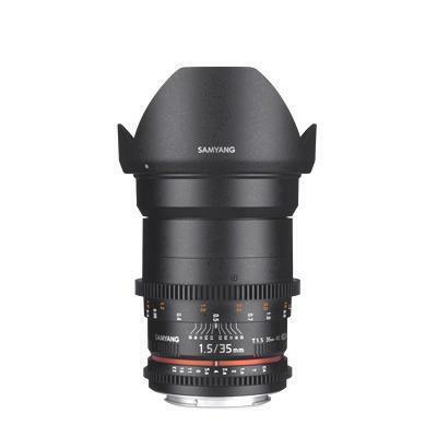 Samyang V-DSLR 35mm t/1.5