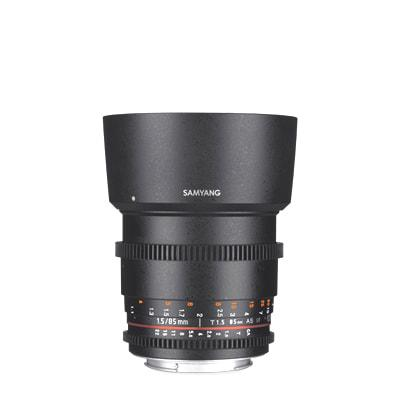 Samyang DS 85mm T1.5