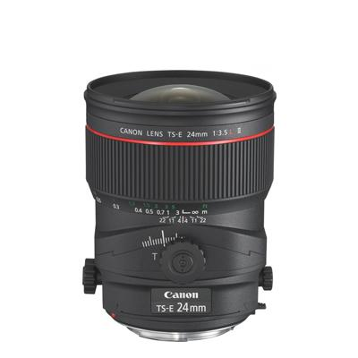 Canon TS-E 24mm f/3.5 L II