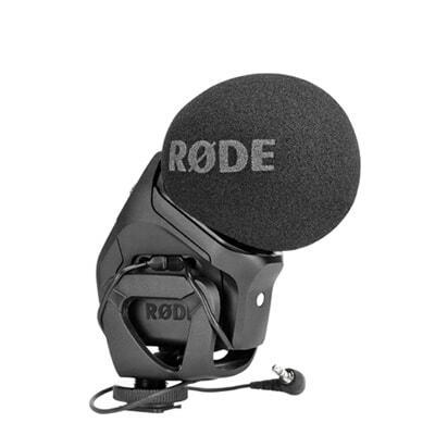 Rode VideoMic Pro Stereo