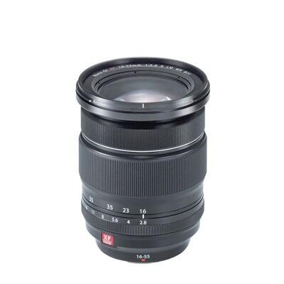 Fujifilm XF 16-55mm f/2.8 R WR