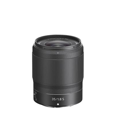 Nikon Z 35mm f/1.8 S